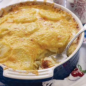 creamy au gratin potatoes creamy au gratin potatoes healthier potatoes ...