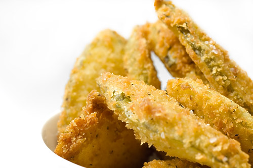 Fried Dill Pickles | Free Recipe Network