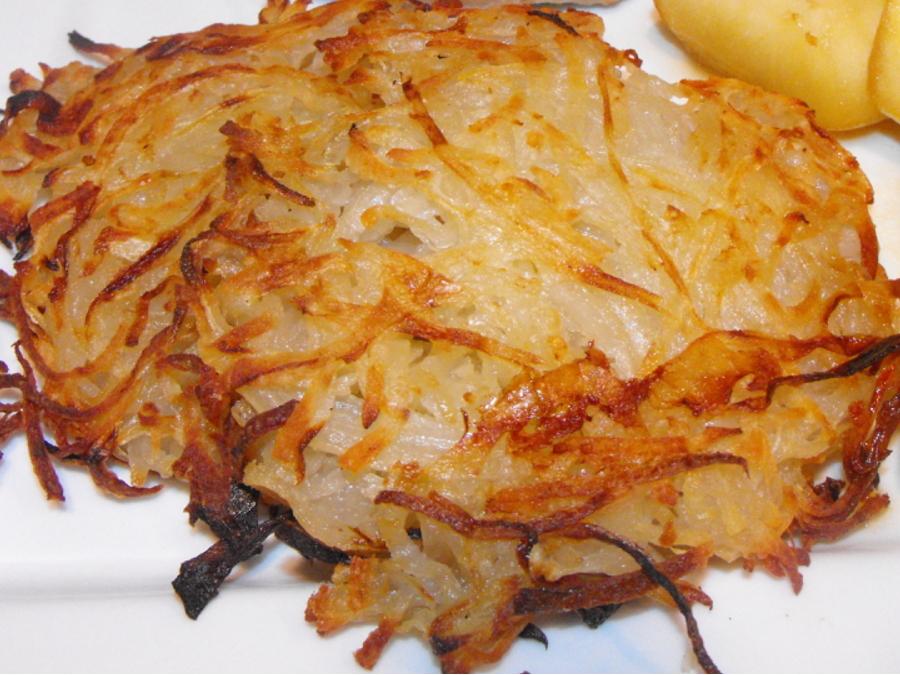 Hash Brown Potato Cakes |