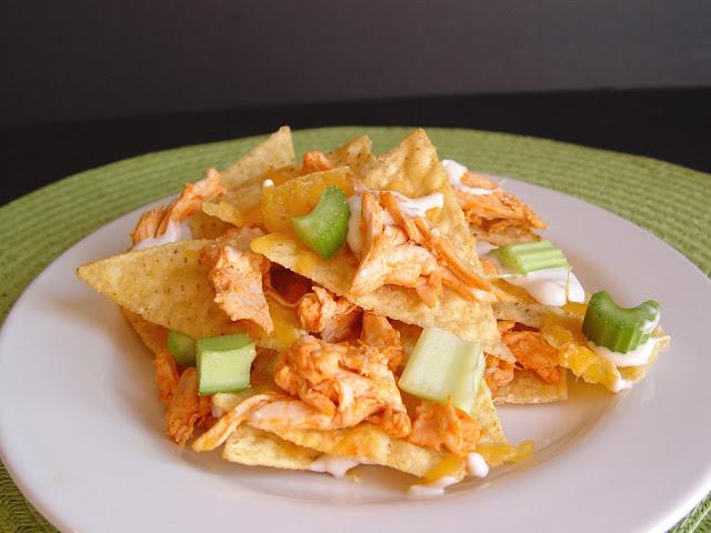 how to make chicken nachos supreme