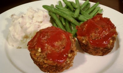 Chicken Parmesan Meatloaf   Free Recipe Network