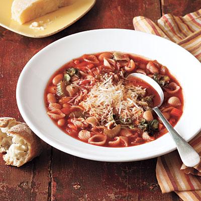 Crock Pot Minestrone Soup | Free Recipe Network