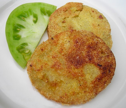 Fried Green Tomatoes |