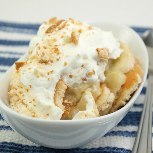 Banana Pudding |
