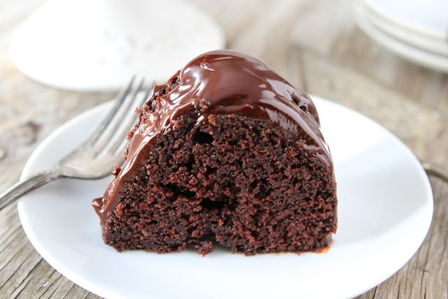 Chocolate Sour Cream Cake | Free Recipe Network