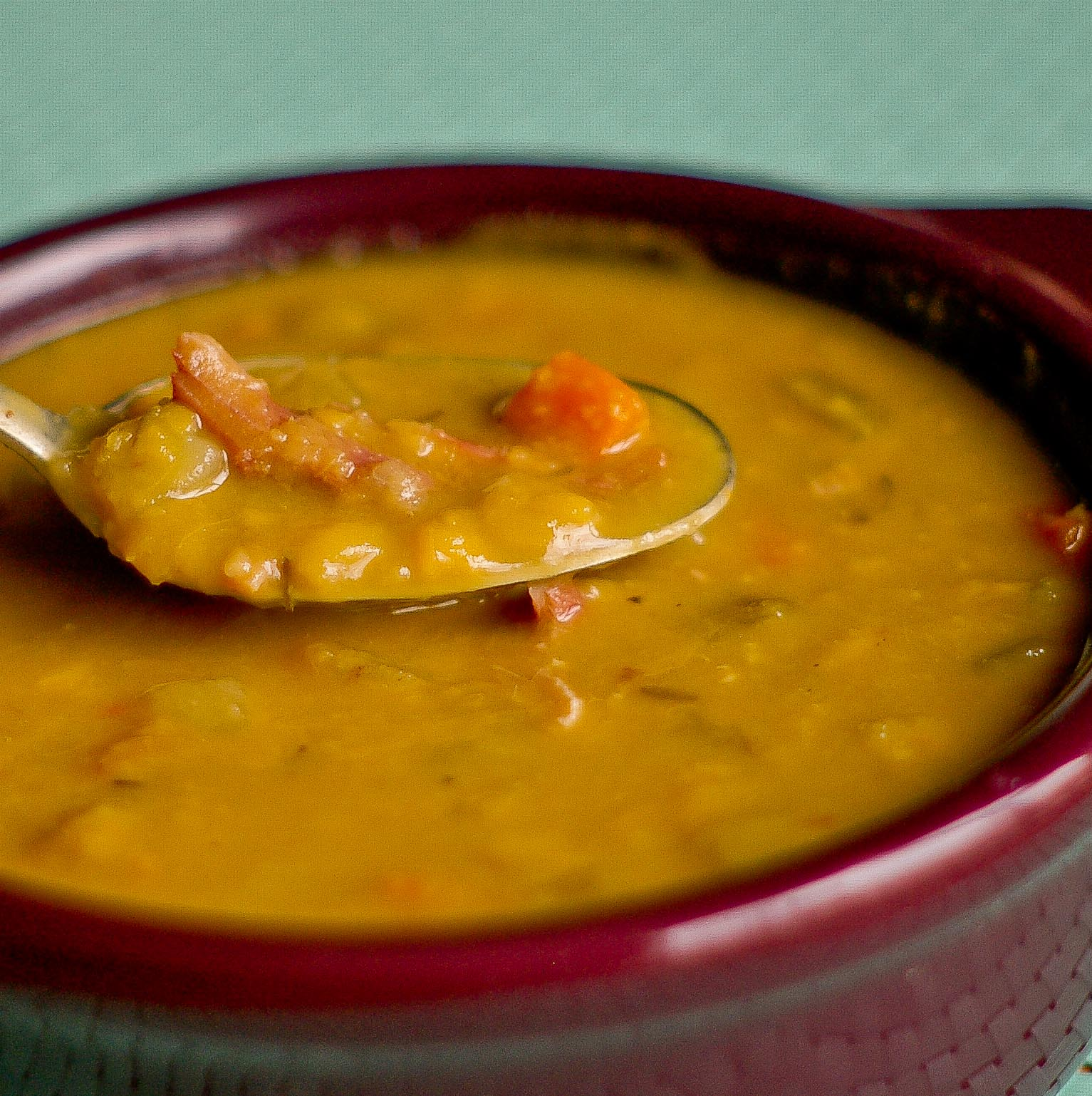 Split Pea and Ham Soup | Free Recipe Network