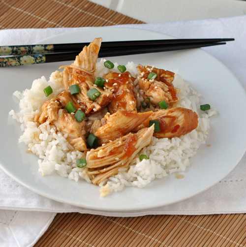 Crock Pot Honey Sesame Chicken | Free Recipe Network