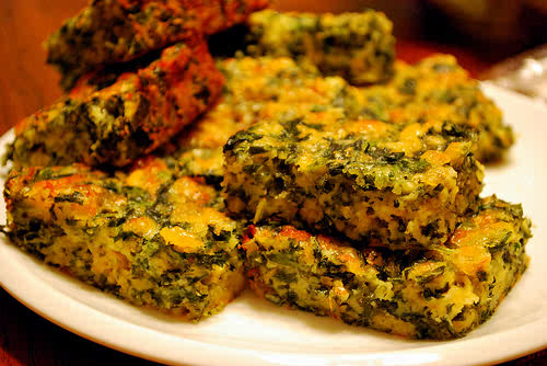Spinach Cheese Bars Weight Loss Systems Jacksonville Fl