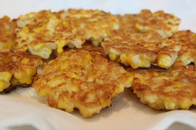Corn Fritters | Free Recipe Network