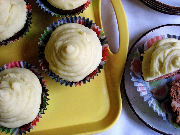 Meat Loaf Cupcakes with Cheesy Mashed Potato Frosting