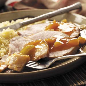 Hawaiian Pork Roast