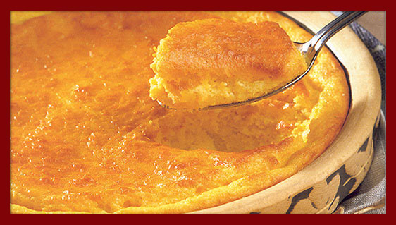 Louisiana Spoon Bread