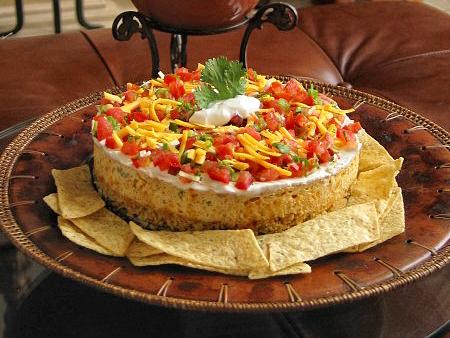 Chili Cheesecake