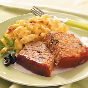 Slow-Cooked Taco Meat Loaf
