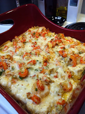 Cajun Lasagna Free Recipe Network