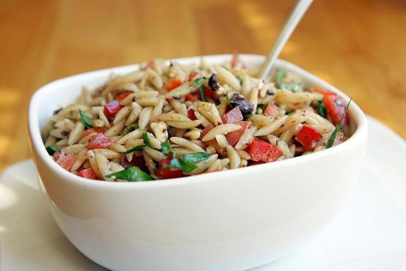 Meditteranean Orzo Salad