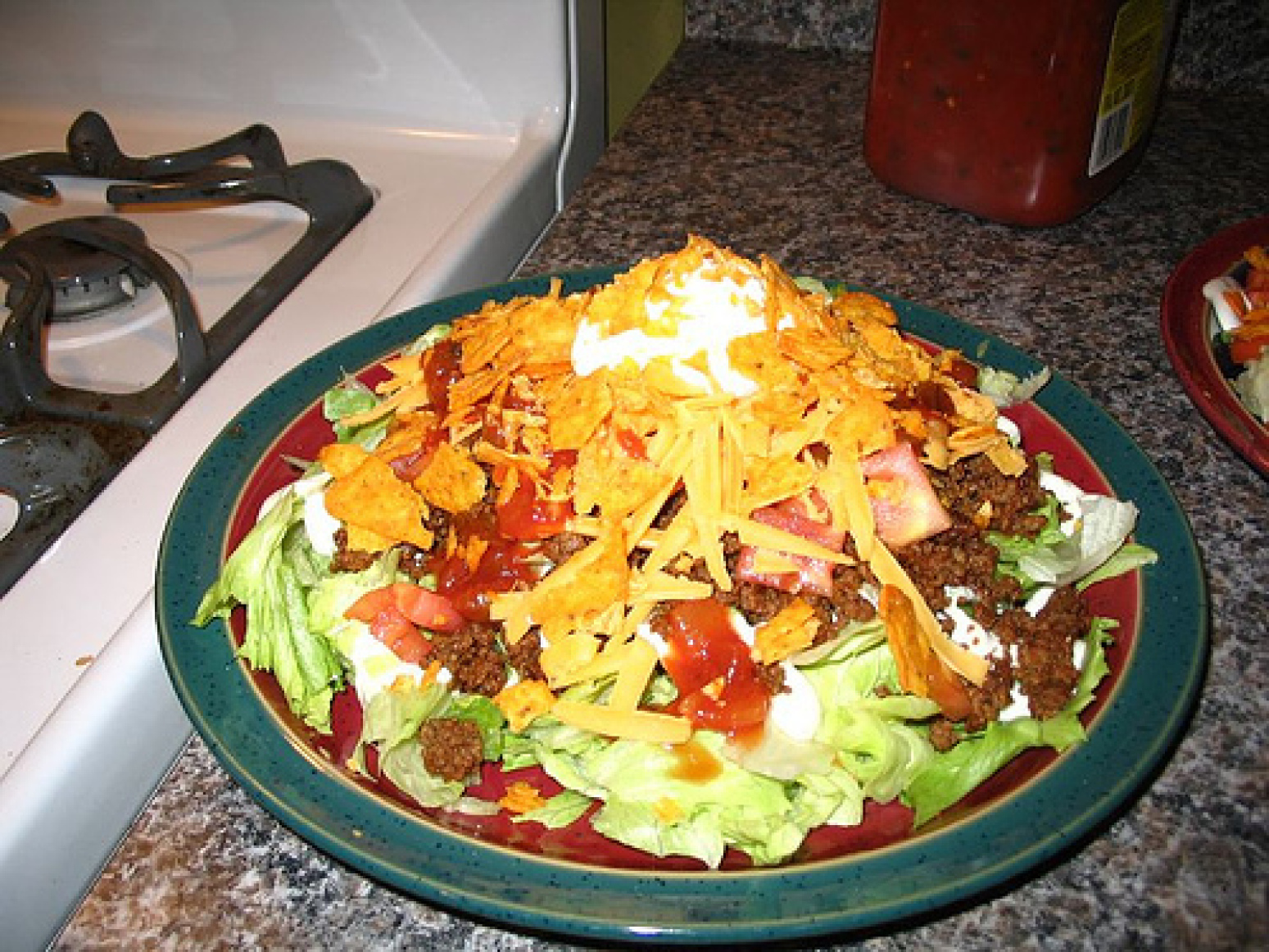 Doritos taco salad free recipe network doritos taco salad forumfinder Gallery