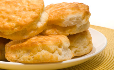 Coconut Curry Biscuits