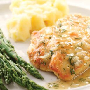 Lemon & Dill Chicken