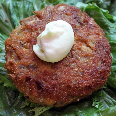 Perfect Salmon Patties