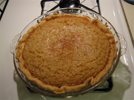 Applesauce Pie | Free Recipe Network