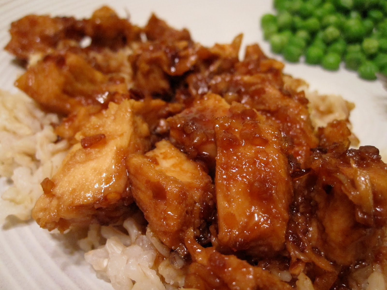 Honey Sauced Chicken