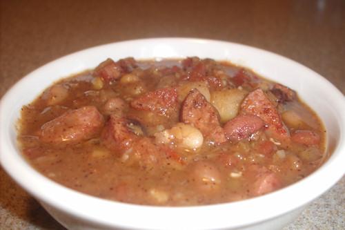 Fifteen-Bean Soup
