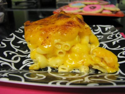 Macaroni and Cheese The Southern Way