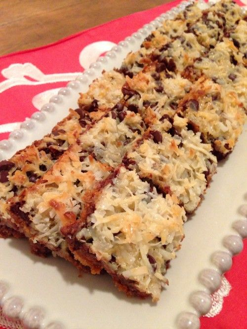 Magic Bars