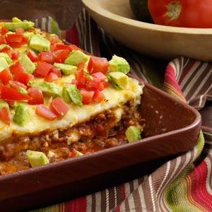 Texas Lasagna