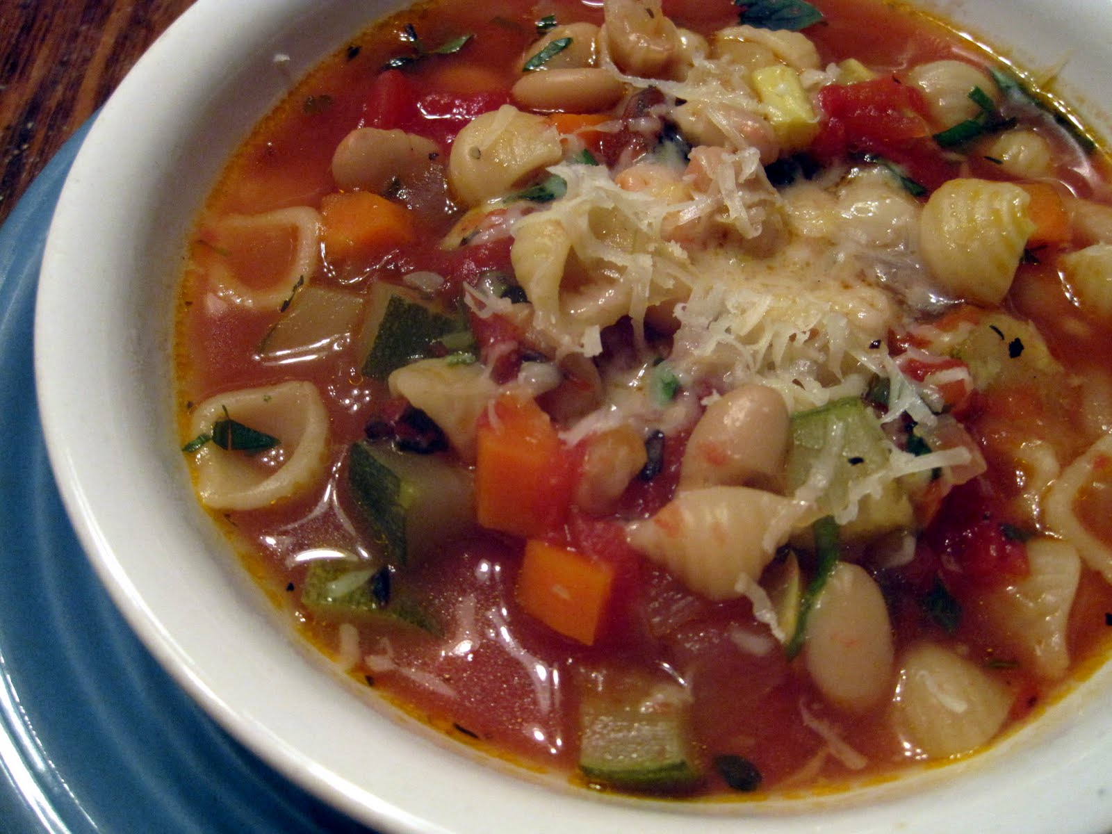 Minestrone Soup | Free Recipe Network