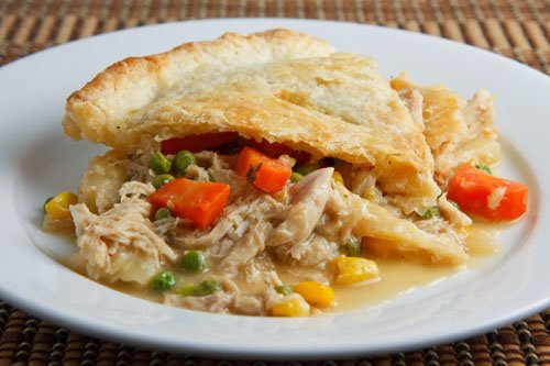 Chicken pot pie free recipe network forumfinder Image collections