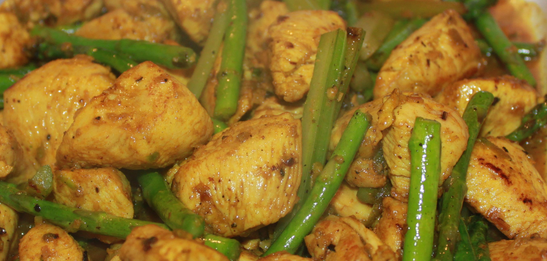Vietnamese Stir-Fry
