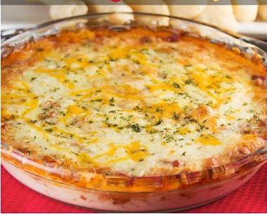 Lasagna Dip