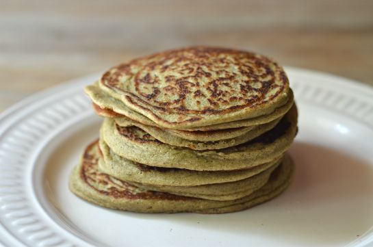 Hemp Pancakes