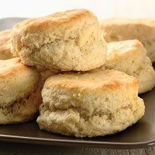 Three Ingredient Buttermilk Biscuits