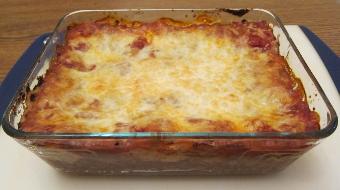Freezer Lasagna