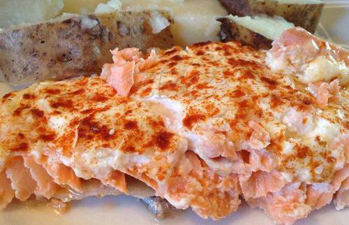Baked Rainbow Trout Free Recipe Network