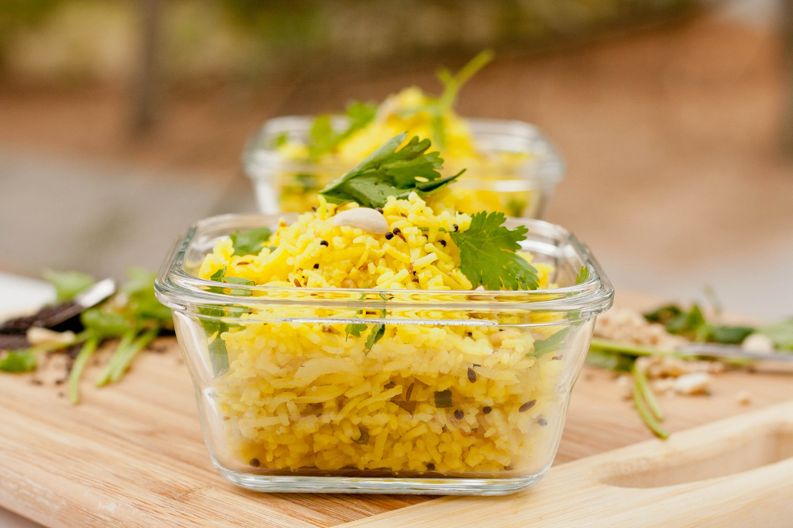 Indian Lemon Rice