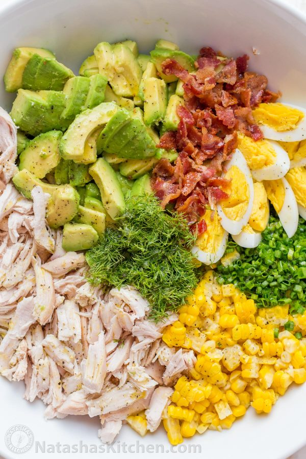 Avocado chicken salad free recipe network avocado chicken salad avocado chicken salad ingredients forumfinder Choice Image