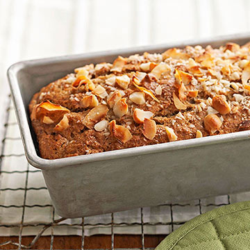 Banana-Coconut Bread