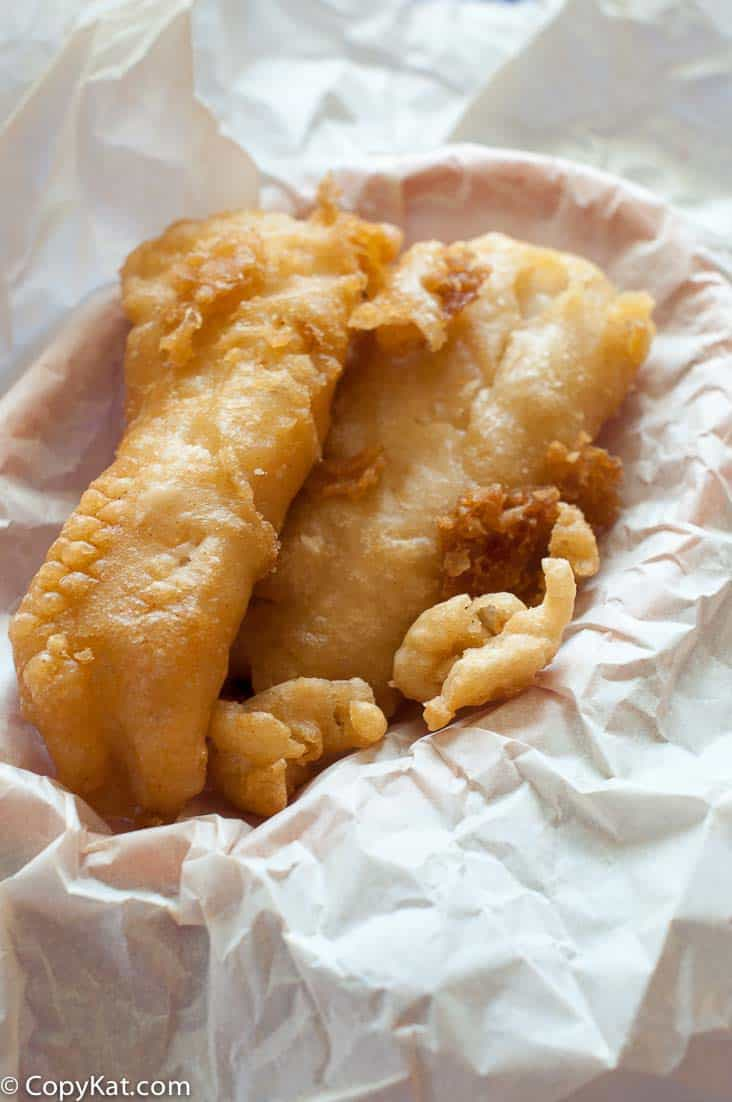 Long John Silvers Fish Recipe