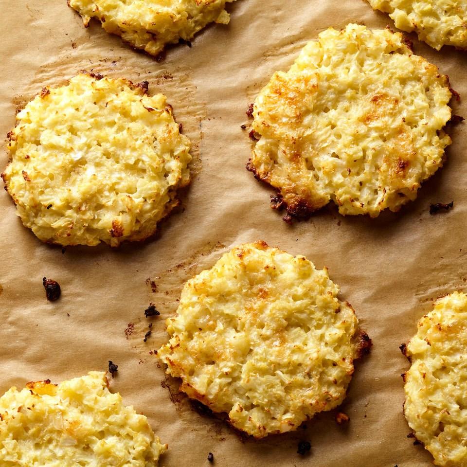 Cauliflower English Muffins