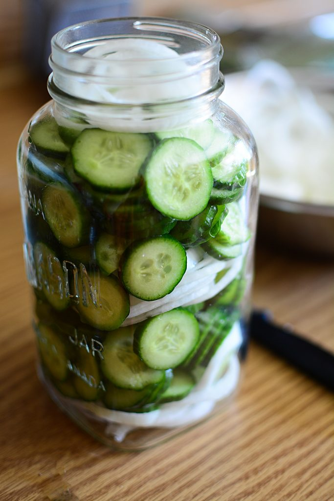 HOW TO MAKE YOUR OWN DELICIOUS BUCKET PICKLES