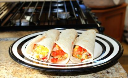 Breakfast Burritos: Tasty at Any Time of Day