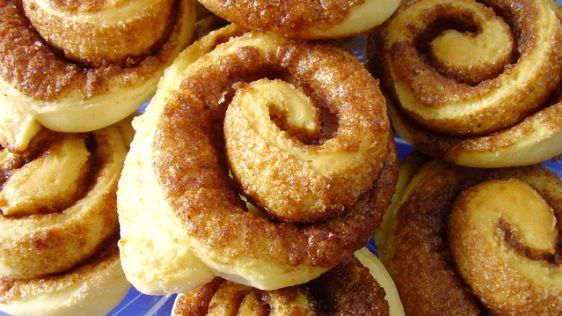 Simply Sinful Cinnamon Rolls