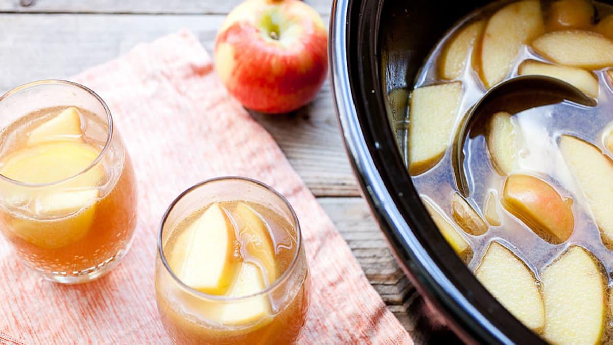 Ginger Rum Apple Cider