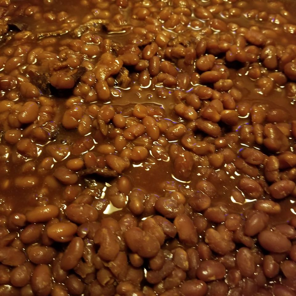 Instant Pot Boston Baked Beans