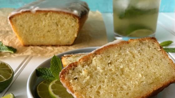 Mojito Loaf Cake