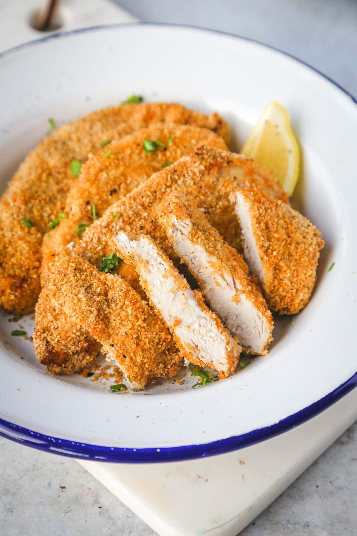 Crispy Air Fryer Chicken Breast